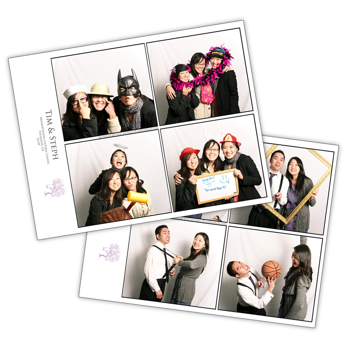 Pricing and packages los angeles photobooth orange county photo strip package solutioingenieria Image collections