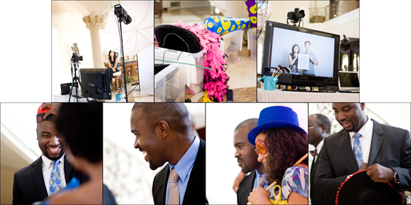 Kunle & Abby Wedding Photobooth Montage