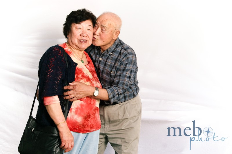Whoever said romance is dead once you get married didn't know this couple!