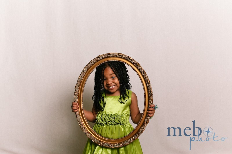 This little girl couldn't get enough of the photo booth! and we couldn't get enough of her!