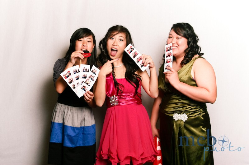 Thanks for the props for the photo booth strips