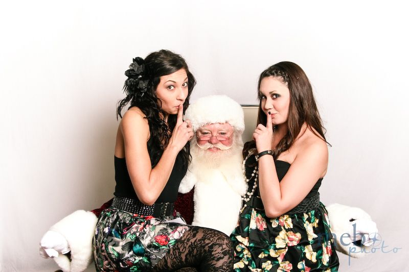 Shh! Santa will keep your secret a secret