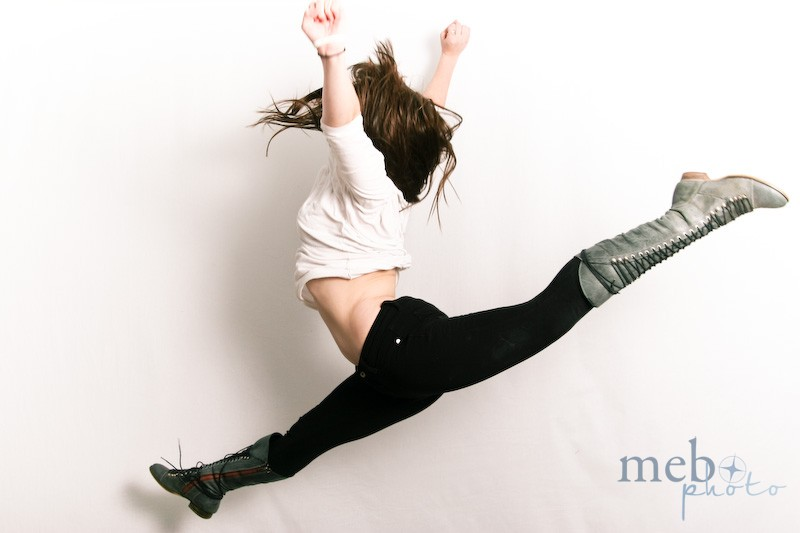 A leap of faith! (one of the best jumps we've had in our photobooth!)