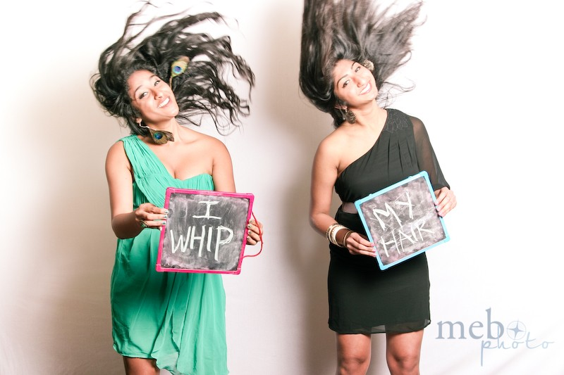 "Can't get enough of ""I whip my hair"" back and forth!"