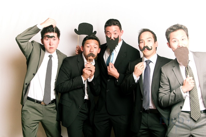Showcasing our new mustache cutouts! Looking good fellas!