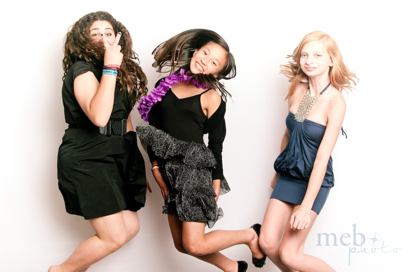 Jumping! such a fun and classic pose for our photobooths!