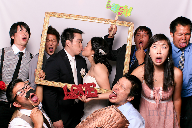 mebophoto david irene wedding photobooth 1 los angeles