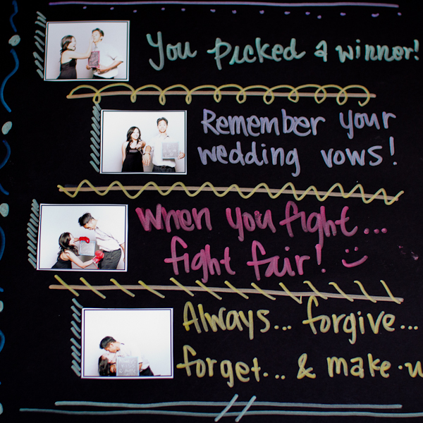 Here's a little bit of marriage reminders and advice from us! (Lucy & Neilsen) Hope it blesses you in your marriages!