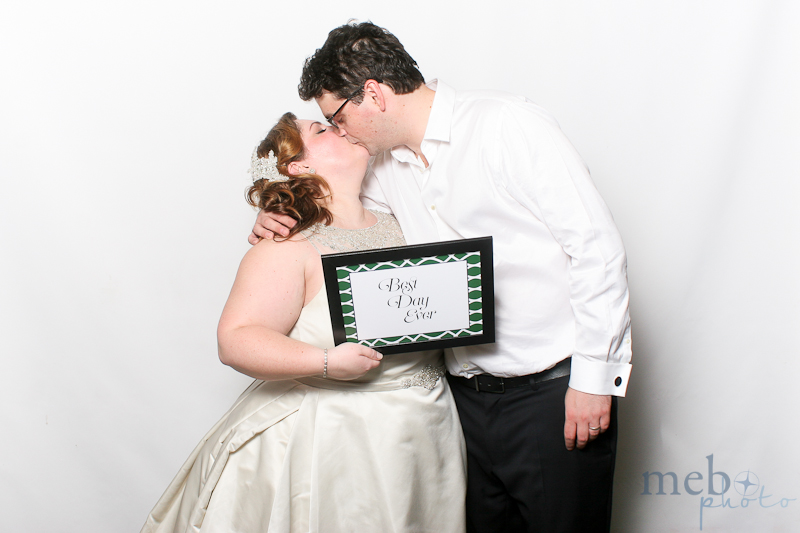 mark & anna wedding photobooth!